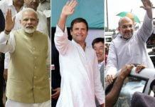 MODI-SHAH-AND-RAHUL-GANDHI-VISIT-MADHYA-PRADESH-ELECTION-CAMPAIGNING-