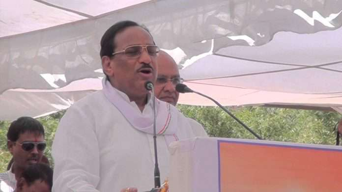kantilal-bhuria-face-protest-own-congress-workers-in-lok-sabha-elections-ratlam