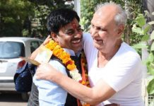 mla-and-bjp-candidate-rameshwar-sharma-public-relationship-