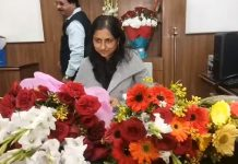 First-lady-commissioner-Kalpana-Shrivastav-took-over-the-charge