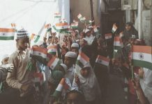 Children-in-Madrasa-to-pay-homage-to-martyrs'-slogans'-Hindustan-Zindabad-'-in-burhanpur