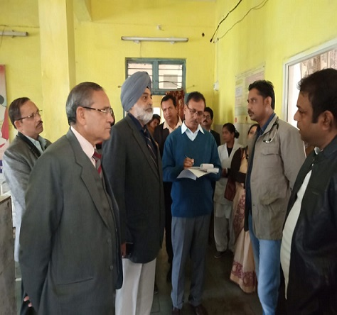 Human-Rights-Commission-team-inspected-the-health-center