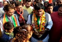 bjp-candidate-rameshwar-sharma-election-campaigning-in-kolar-