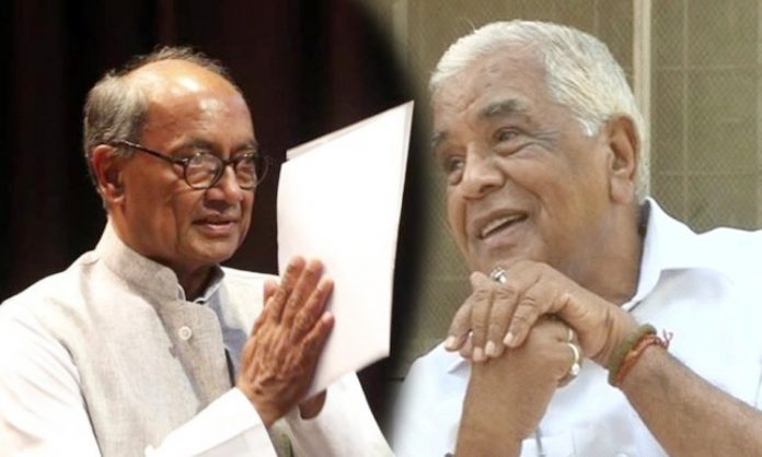 ex-cm-babulal-gaur-challenge-to-digvijay-singh-for-contest-election-from-bhopal