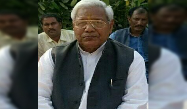 -Congress-senior-leader-and-former-minister-Indrajit-Kumar-passed-away
