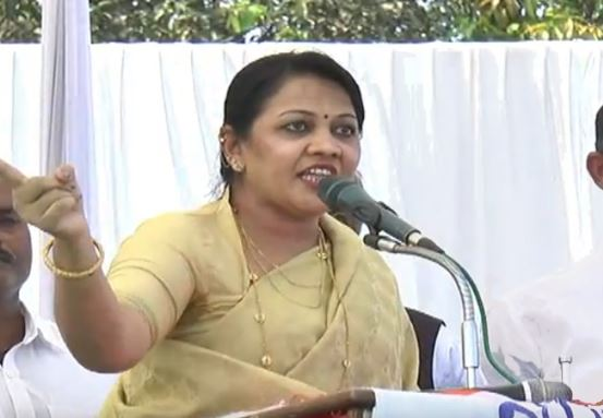 This-women's-leader-opened-a-front-against-BJP-warns-of-highlighting-big-case