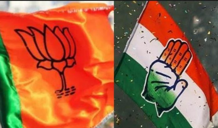 BJP-accused-the-Congress-MLA-for-abusive-and-intimidating-charges