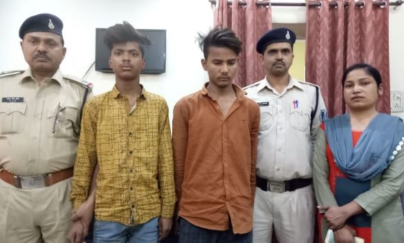 -Police-arrested-two-accused-of-gangrape-from-Allahabad