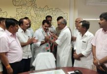sahab-singh-gurjar-rejoin-congress-in-front-of-digvijay-singh