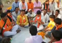 shivraj-son-kartikey-singh-chauhan-campaigning-for-our-father-in-budhni-