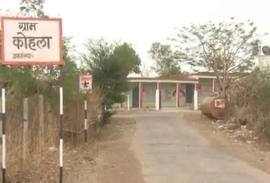Rakesh-Singh's-adopted-village-is-not-developed-in-five-year-
