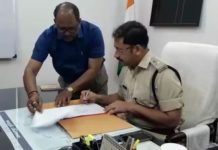 -New-superintendent-of-police--Nimish-Agarwal-takes-over