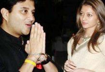 priyadarshini-raje-scindia-expressed-love-for-the-husband-Scindia-