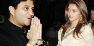 priyadarshini-raje-scindia-expressed-love-for-the-husband-Scindia-