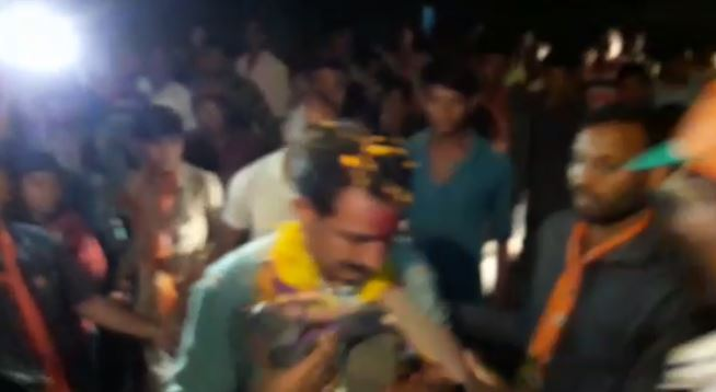 Opposition-MLA-Dilip-Singh-Shekhawat-in-ujjain-video-viral-assembly-election