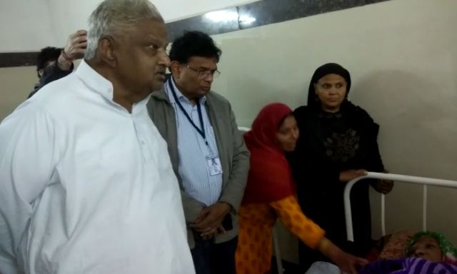 minister-aarif-akil-angry-with-doctors-in-sehore-hospital
