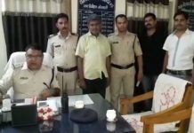 fraud-of-45-lakh-Arrested-from-Tamil-Nadu-by-gwalior-police