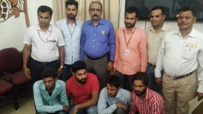 arrested-inter-state-gang-who-used-to-cheat-at-ATM