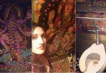 us-night-club-applied-hindu-goddess-pics-in-washroom-enquiry-begins