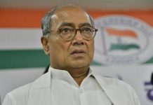 after-six-months-digvijay-singh-start-his-office-in-bunglow