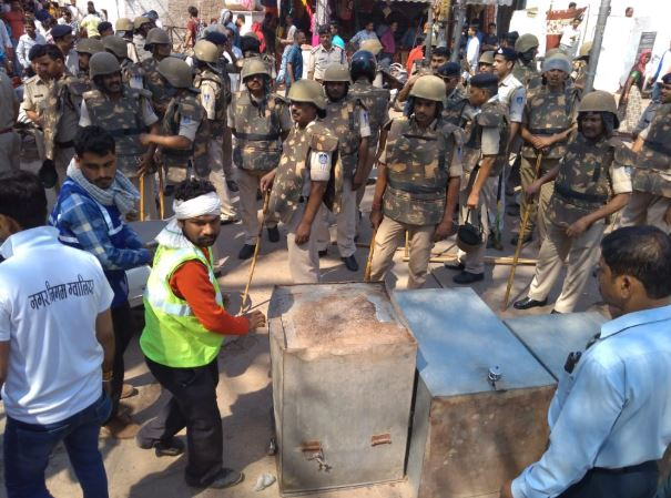 local-administration-action-on-encroachment-in-Gwalior-