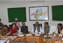 minister-priyvrat-singh-took-meeting-in-jabalpur
