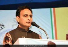bjp-rajya-sabha-mp-claim-congress-mla-in-touch-with-bjp