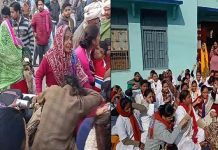 farmer-death-during-treatment-family-member-road-block-in-bhind