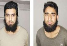 Two-suspected-terrorists-arrested-by-UP-ATS--in-devband-uttar-pradesh