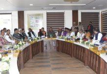 BJP-mp-claim-they-are-ahead-on-loksabha-seat