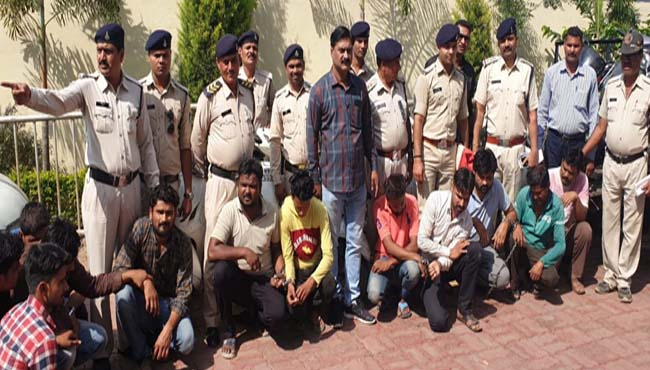 Two-Wheeler-Thieves-Gang-arrested-in-jabalpur