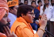 -BJP-will-use-sant-on-the-streets-in-Sadhvi's-favor-in-Bhopal