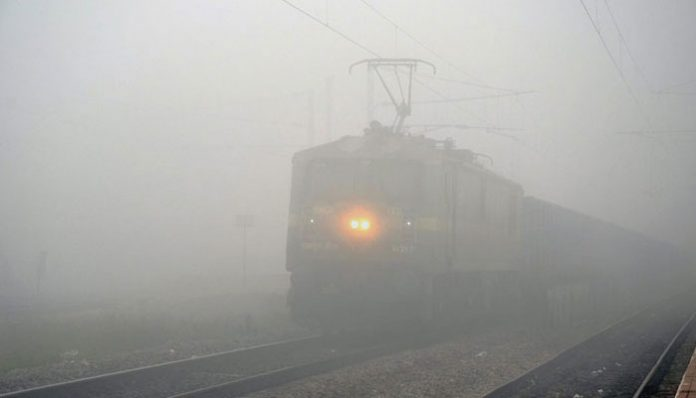 train-running-late-due-to-heavy-fog
