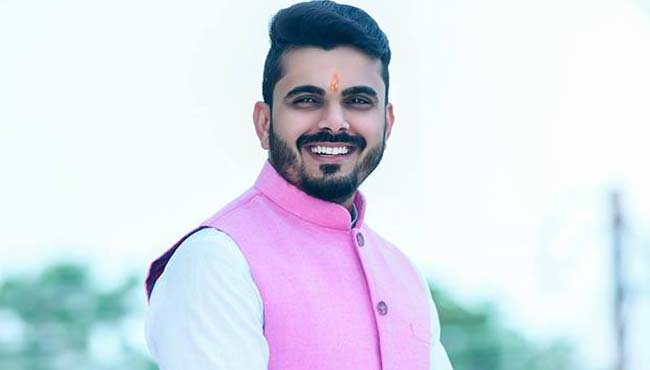 Abhishek-Bhargav-out-of-the-race-of-election-ticket--withdraw-name-
