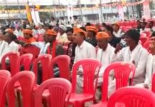 people-not-attend-shah-meeting-in-chindwara