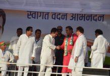 bjym-ex-president-dheeraj-pateria-join-congress-in-presence-of-rahul-gandhi-
