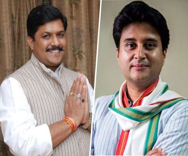 First-time-in-history-scindia-lost-battle-of-guna-kp-yadav-won-seat