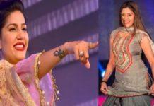 dancer-sapna-chaudhary-joined-congress-may-be-contest-lok-sabha-election