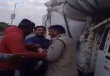 constable-was-taking-bribe-in-gwalior-