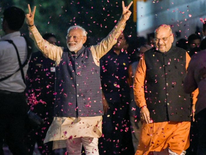 pm-modi-will-be-cabinet-meeting-today-after-loksabha-election