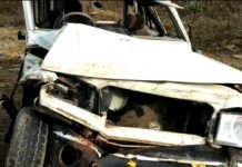 SDO-of-police-hoarding-board-killed-in-road-accident