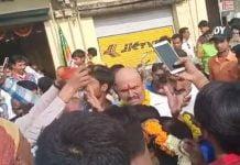 Indore-legislator-Sudarshan-Gupta's-hat-jump