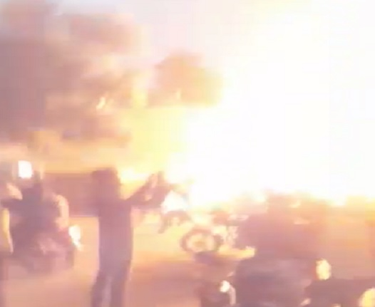 Two-blast-in-hotel-video-many-injured