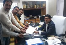 suspect-created--Video-of-the-city-Hindu-Jagran-Manch-submitted-memorandum-to-SP