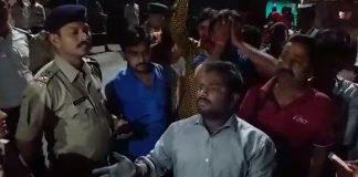 police-stop-bjp-mla-vehicle-in-khandwa