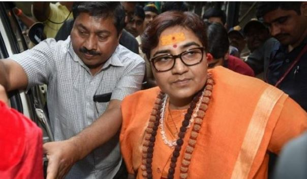 bhim-army-declares-reward-of-rs-5-lakh-for-anyone-who-attacks-sadhvi-with-black-ink