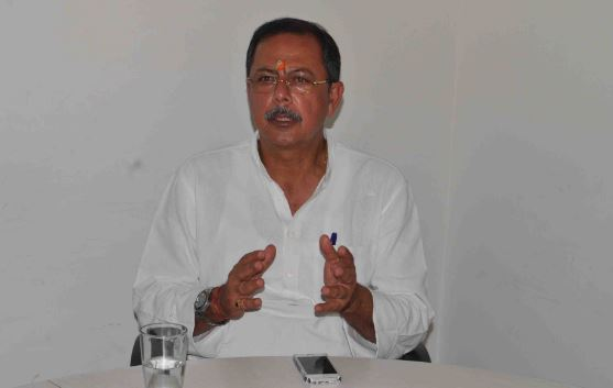 BJP-trying-to-destabilize-the-elected-government-of-MP--Ajay-Singh