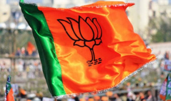 RTI-activist-Ajay-Dubey-has-raised-the-question-on-the-counting-of-the-BJP's-collection-of-money-deposited-in-the-EC