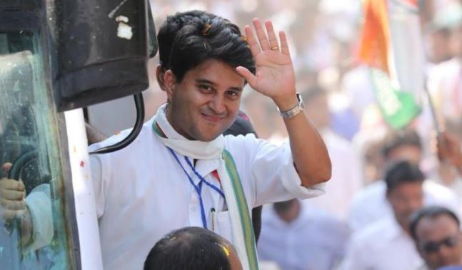 Jyotiraditya-Scindia-get-z-security--Will-run-with-carcade
