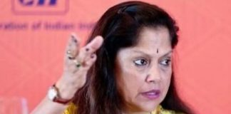 yashodhara-comment-on-bad-result-of-illegal-sand-mining-in-chambal